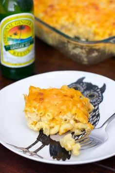 John Legend's Mac and Cheese, because you can NEVER have too many macaroni and cheese recipes!!