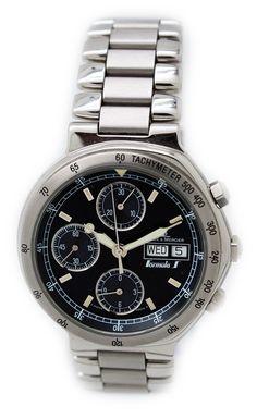 Reloj BAUME FORMULA S Más relojes Baume & Mercier en nuestra tienda #outlet www.entretiendas.com