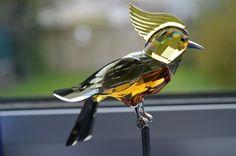 Swarovski Crystal Paradise Collection Bonriki Bird Figurine
