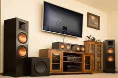 SVS Featured Home Theater – Chad II