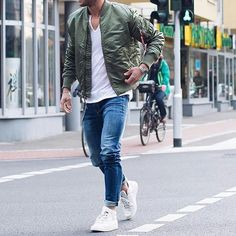 Magic Fox street style on point #Men #Fashion #Art #inspiration #urban #Street #menswear Pinterest: Junior D-Martin