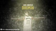 "Chris ""Birdman"" Andersen - The Bird is on Fire (2013 Mix) [HD]"