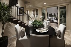 The Villas Residence One: Dining Room!