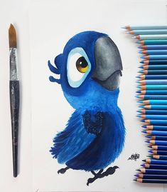 Blue, Fictional Characters, Art, Art Background, Kunst, Performing Arts, Fantasy Characters, Art Education Resources, Artworks