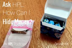 How do you keep your important items safe when traveling? In this week's Ask HPL episode, we target our investigation on the different methods of hiding your cash when you travel.