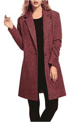 2f811b0b00 Best Wool Coats for Women Review (Feb