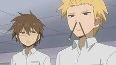 I wish I had a friend like Yoshitake :3 ~Daily Lives of Highschool Boys