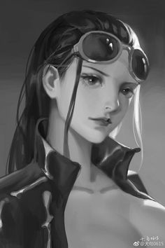 Fan Art: Robin one piece 🖤 One Piece Images, One Piece Pictures, Chica Fantasy, Fantasy Girl, One Piece Fanart, One Piece Anime, Nico Robin, Robin One Piece, Ocean Wave