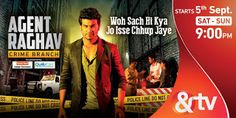 Hulu-Dramas: Agent Raghav 6 February 2016 Watch Full Episode AN...