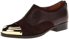 Amazon.com: Sigerson Morrison Women's Kady Oxford: Shoes Sigerson Morrison, Hot Outfits, Brogues, Style Me, Peep Toe, Footwear, Lady, Brown, Heels