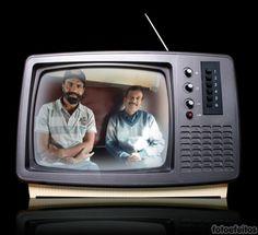 Fotomontagem com uma televisão retro onde você pode colocar sua imagem como se você aparecer em um programa de TV. - fotoefeitos.com Happy Diwali Pictures, Tv Retro, Phone, Photomontage, Photo Galleries, Profile Pics, Telephone, Mobile Phones