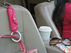30 Top Products From I Want That, Season 4 : Tv Shows : DIY Network  These Handbag handcuffs are a great idea! They look attractive and would be useful to me when eating out and grocery shopping.  I want one for me and two to give to my daughters. Where can I get them?