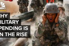 Why Global Military Spending Is On The Rise - vTomb Military Trends, Military News, Military Army, Business And Economics, Research Institute, Great Power, Political Views, Global News