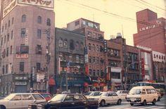 港区新橋2-6。1986(昭和61)年2月2日