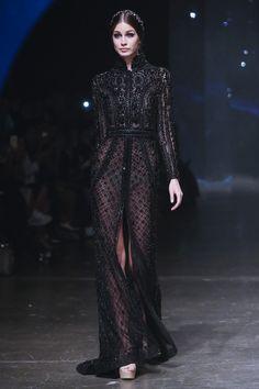 Michael Cinco Ready To Wear Spring Summer 2016 Dubai - Michael Cinco Fashion Show – Dubai Fashion Week Spring Summer Collection 2016 - Michael Cinco, Couture Dresses, Fashion Dresses, Woman Dresses, Dress Girl, Couture Fashion, Runway Fashion, Latest Fashion, Live Fashion