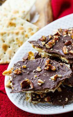 Saltine Cracker Candy | Spicy Southern Kitchen