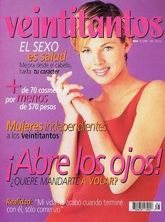 Revista Veintitantos, México, octubre 1997