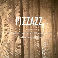 Pizzazz |pəˈzaz| (also pizazz) said to have been invented by Diana Vreeland, fashion editor of Harper's Bazaar in the 1930s. . . #beautifulwords #wordoftheday #pizzazz #glamour #vitalty #attractive #HarpersBazaar #fashion #eclat #informal #pizzabutnot #affordableartfair #seoul #swarlovski #cutouts #art #installation #photography #light