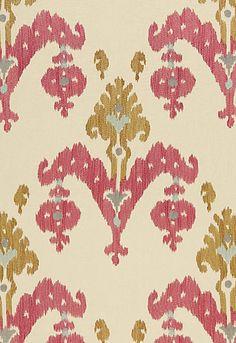 65810 Raja Embroidery Caravan by F Schumacher Fabric