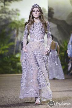 Elie Saab Haute Couture весна-лето 2016