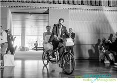 Bicycle Themed Wedding, Bicycle Built for Two Wedding