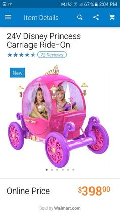 Daddy and Step Mommy got this for our princess for Christmas.! I can't wait to see her face when she gets this. We love you Faith Lynn. #bonusdaughter #beststepmommy