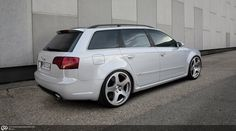 Audi RS4 Avant by Cop-creations.deviantart.com on @deviantART