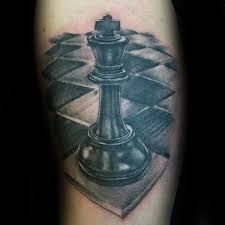 60 King Chess Piece Tattoo Designs For Men - Powerful Ink Ideas Chess Piece Tattoo, Pieces Tattoo, 3d Tattoos, Best Sleeve Tattoos, Tatoos, King Chess Piece, Chess Pieces, Armor Tattoo, Norse Tattoo