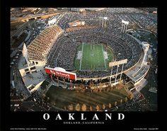 Oakland Raiders Oakland Coliseum Sports