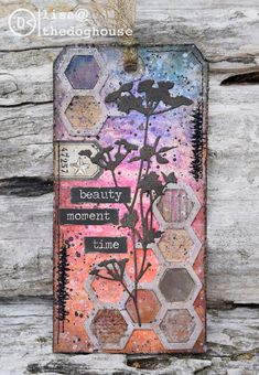 the doghouse: tim holtz - 12 tags of 2016 - august