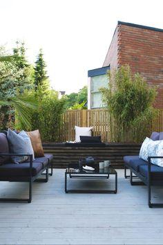 Drømmehagen – Studio Lindhjem Patio, Studio, Outdoor Decor, Home Decor, Homemade Home Decor, Yard, Porch, Studios, Terrace