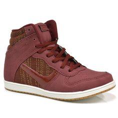Sneaker Logus - Vermelho
