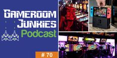 Gameroom Junkies #70: Arcades on the Road - https://geekdad.com/2017/04/gameroom-junkies-70-arcades-on-the-road/?utm_campaign=coschedule&utm_source=pinterest&utm_medium=GeekMom&utm_content=Gameroom%20Junkies%20%2370%3A%20Arcades%20on%20the%20Road