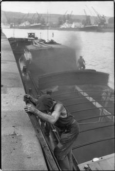 Henri Cartier-Bresson, Rouen, France, 1956. © Henri Cartier-Bresson/Magnum Photos.