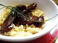 Low Fat Mongolian Beef
