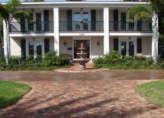 Tampa Driveway Paver Remodel in St. Pete, Clearwater, FL