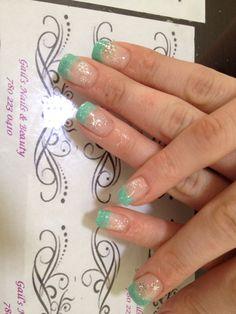 'Frozen' nails