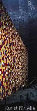 Christo und Jeanne-Claude - The Wall Nr. 4 (Oberhausen)