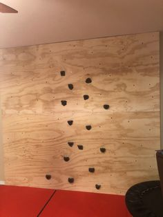 Kids Indoor Gym, Kids Gym, Fun Projects, Wood Projects, Traditional Toys, Climbing Wall, Rock Wall, Love Craft, Fun Diy