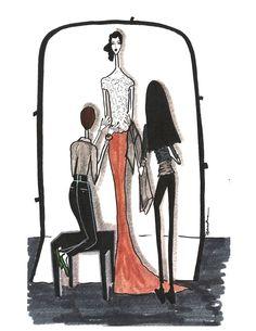 Illustrations: Rebecca Moses