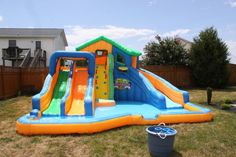 Outdoor Water Party Ideas | Backyard Theme Parties: Outdoor Party Ideas for Kids