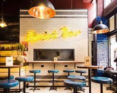If there's one thing we Aussies love more than a backyard BBQ, it's Italian! Japanese Restaurant Interior, Restaurant Interior Design, Cafe Interior, Italy Restaurant, Western Restaurant, Cheap Patio Furniture, Bar Furniture, Pizzeria Design, Jamie's Italian