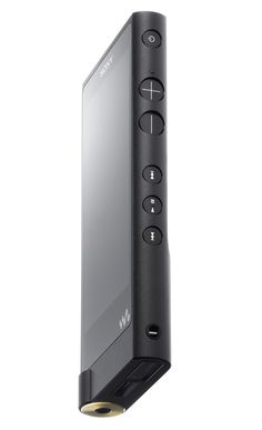 This is the new Sony Walkman. It costs twelve hundred United States dollars By Ross Miller 1/5/15 Walkman NW ZX2 vertical