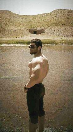 Arab male