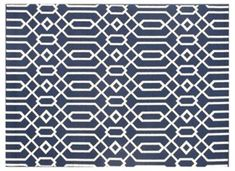 Simos Outdoor Rug, Navy - Poppy & Patterned Finds for the Patio - Week 6 - Sales Events 2018 Outdoor Dining Set, Outdoor Rugs, Outdoor Living, Poppy Pattern, Target Rug, Polypropylene Rugs, Navy Rug, Sitting Area, Poppies