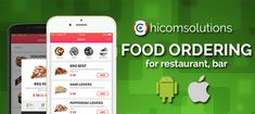 Food ordering app is completed app template in native source code of either android or ios that help you build restaurant booking apps on smartphones. Order Food, Toddler Books, Book Illustration, Ios App, Wasting Time, Android Apps, Food To Make, Coding, Restaurant
