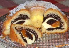 Bunt Cakes, Bagel, Sushi, Sweets, Bread, Cookies, Baking, Ethnic Recipes, Food