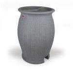 Atlantic water gardens rain barrel