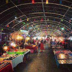 Night Bazzaar Chiang Mai Market
