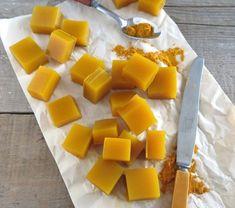 Paleo Anti-Inflammatory Turmeric Gummies (AIP, Dairy & Gluten-Free)